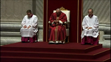 Raw: Pope Francis Delivers Good Friday Mass