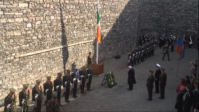 Ireland Marks 100th Anniversary of Easter Rising
