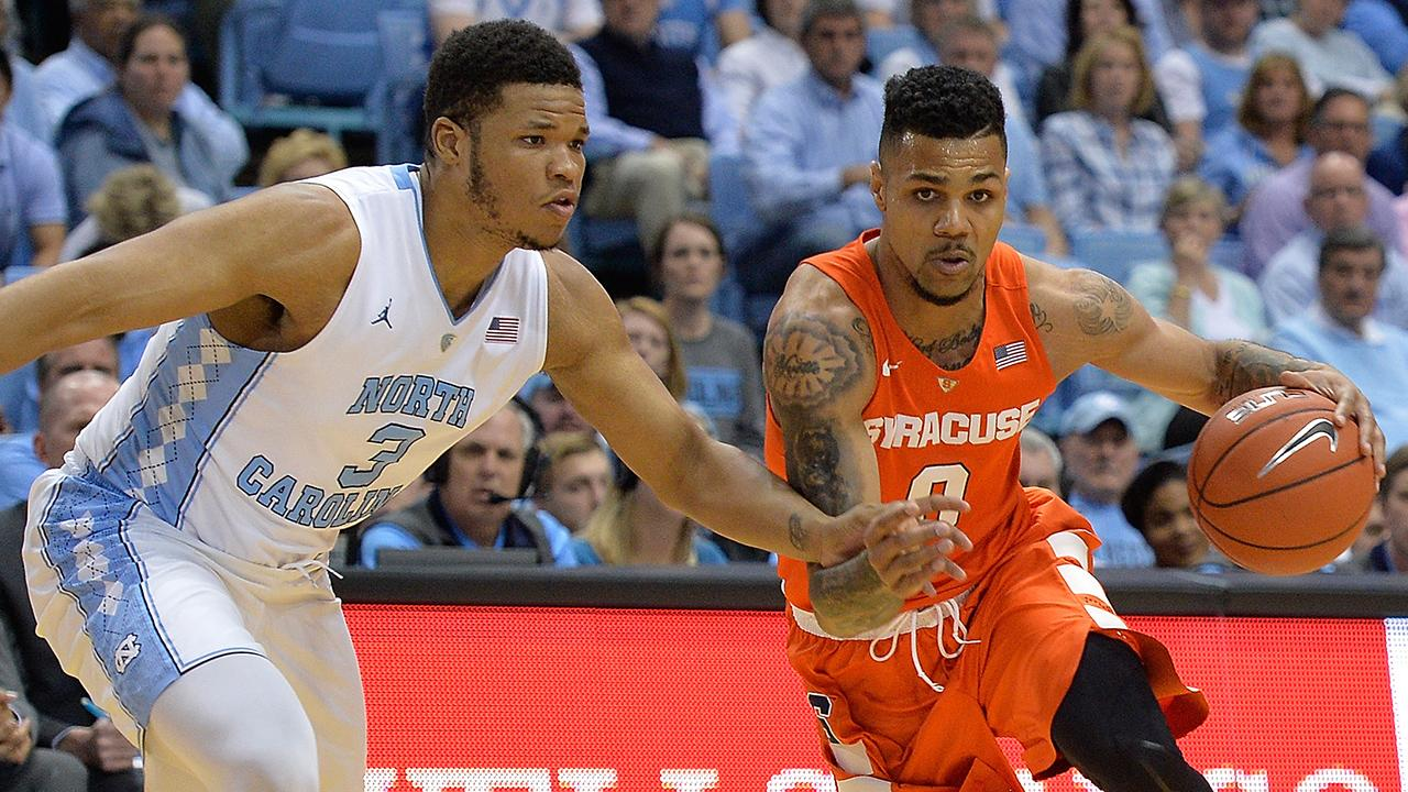 Syracuse and North Carolina set to meet in Final Four