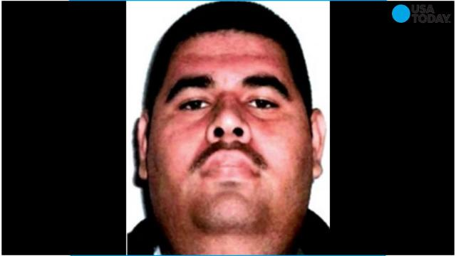 """epa05233057 A handout picture provided on 27 March 2016, shows Juan Manuel Alvarez Inzunza, known as """"El Rey Midas"""" (The Midas King) identified as the alleged manager of the money laundering of the Sinaloa cartel. Alvarez was arrested by Mexican security forces in Oaxaca, according to the local media citing federal sources.  EPA/QUADRATÍN"""