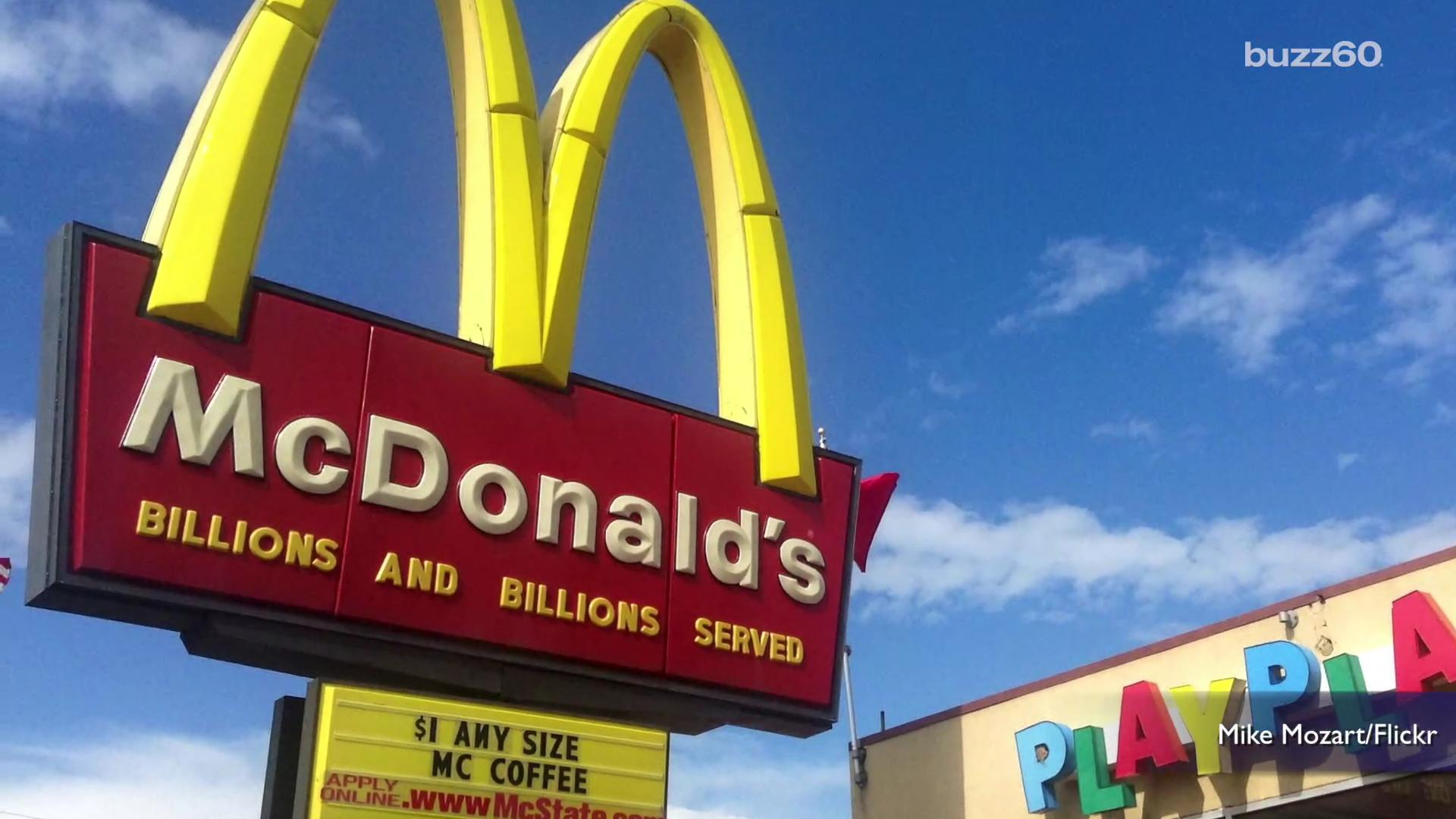 McDonald's trademarks 'The Simpler the Better'