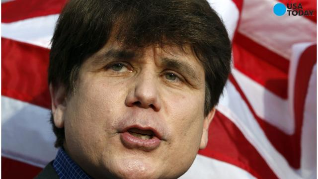 Former Illinois governor Rod Blagojevich is seen in this 2012 photo.
