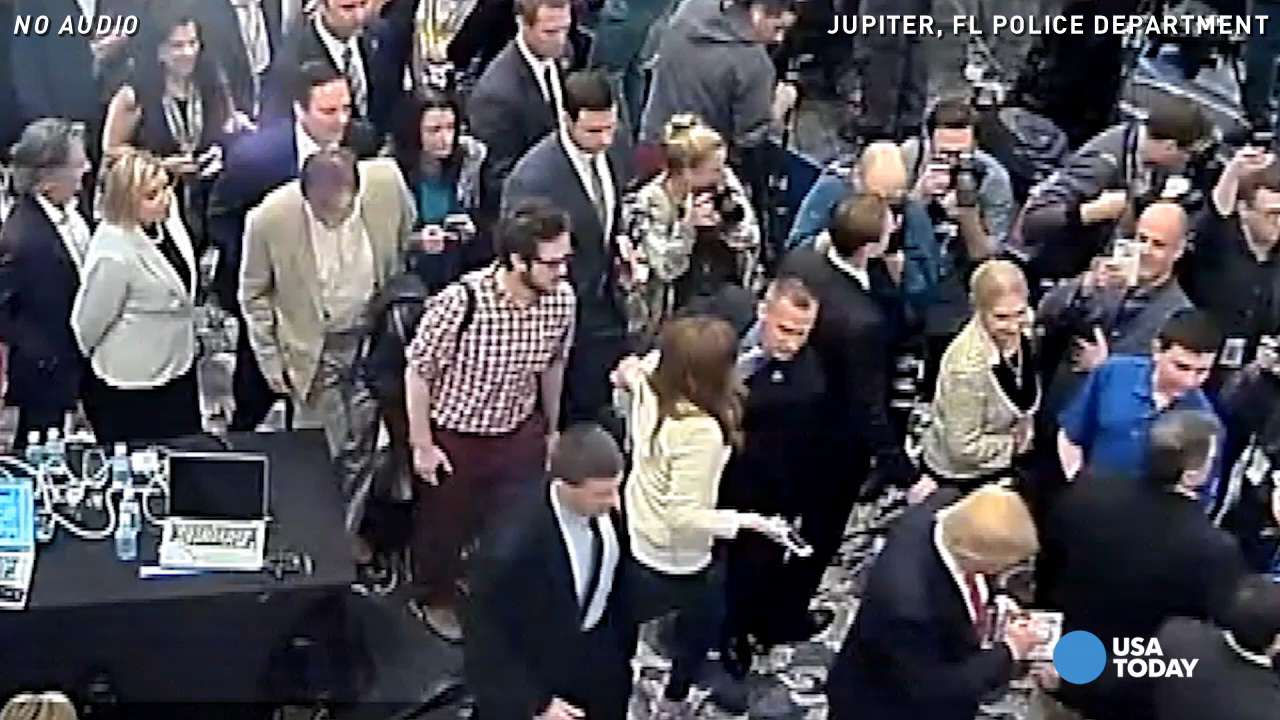 Trump campaign manager incident with reporter