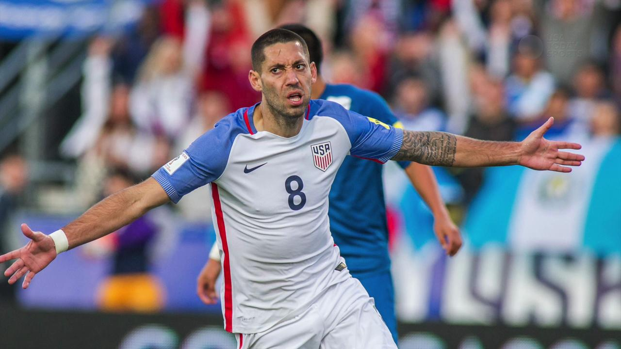 The U.S. mens soccer team came up with a big win over Guatemala on Tuesday to keep their World Cup hopes alive.