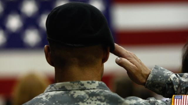 A third of republicans surveyed don't want Muslims in the U.S military