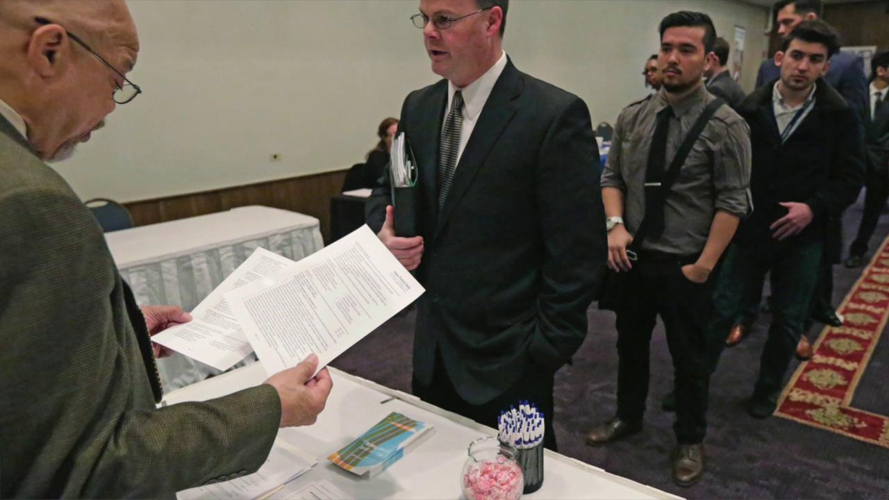 March jobs numbers surpass expectations
