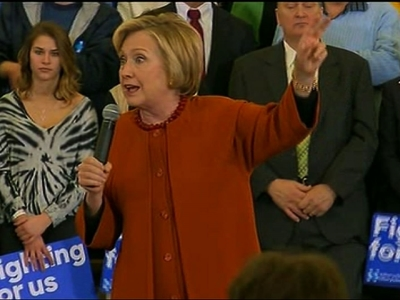 Clinton to Wisc. Voters: 'Many Feeling Left Out'