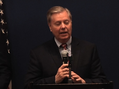 Sen. Graham Tries to Ease Egypt's Fears Of Trump