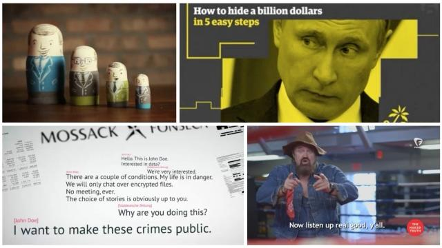 The Panama papers leak