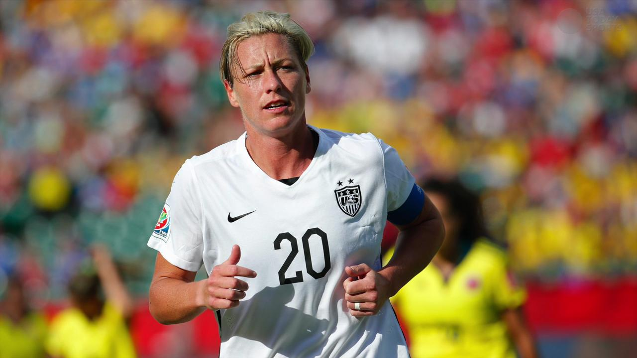 Abby Wambach arrested on DUI charge