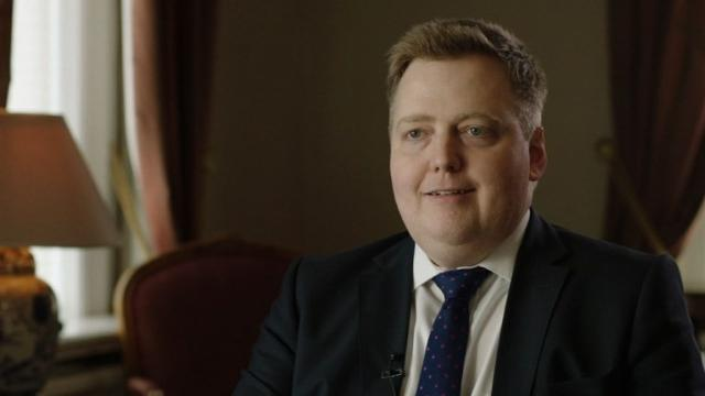 Iceland's PM urged to resign after 'Panama papers' leak