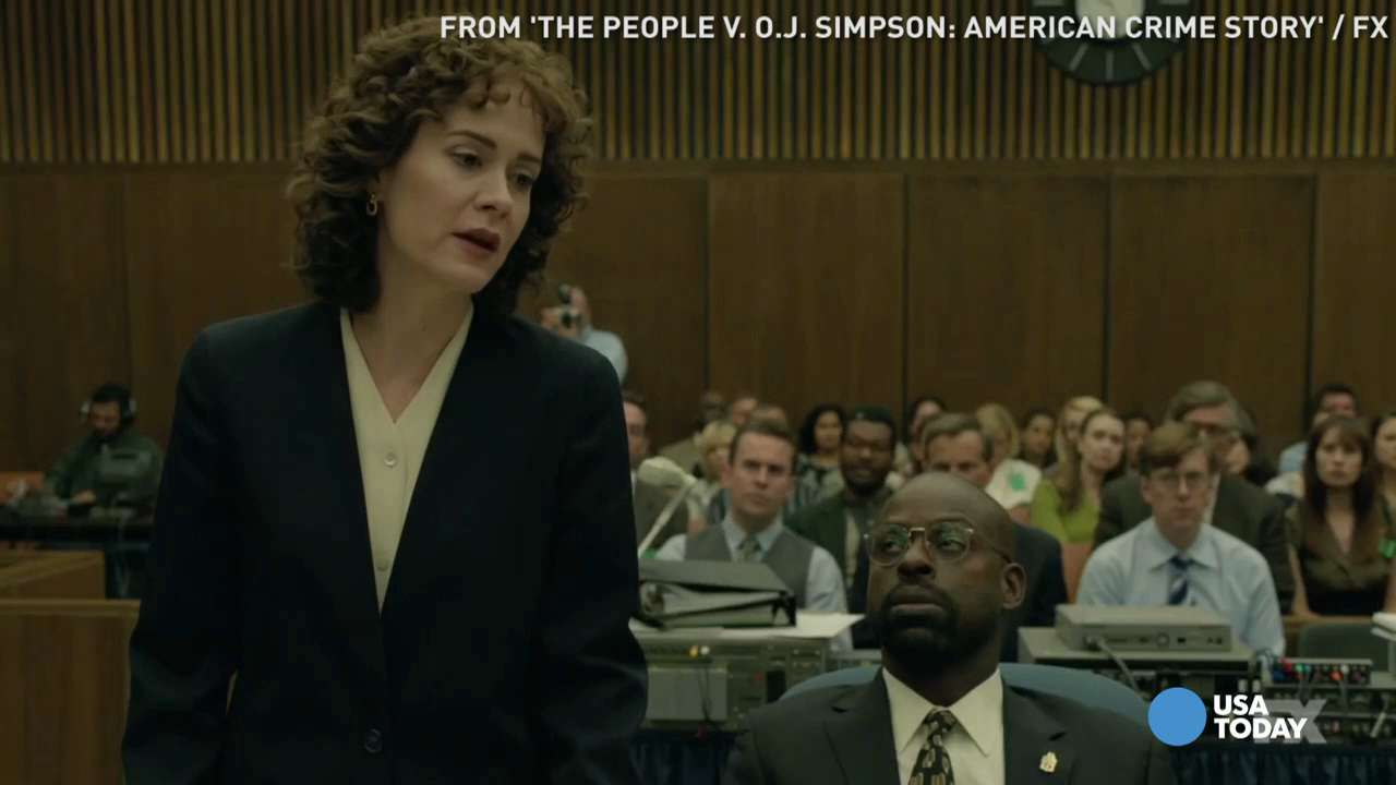 USA TODAY's Robert Bianco previews the finale of 'The People v. O.J. Simpson', a dramatic series which has emotions running high as the famous 90s trial draws close to a verdict, for Tuesday, April 5.