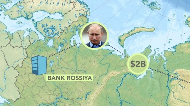 Panama papers show how world leaders hide wealth