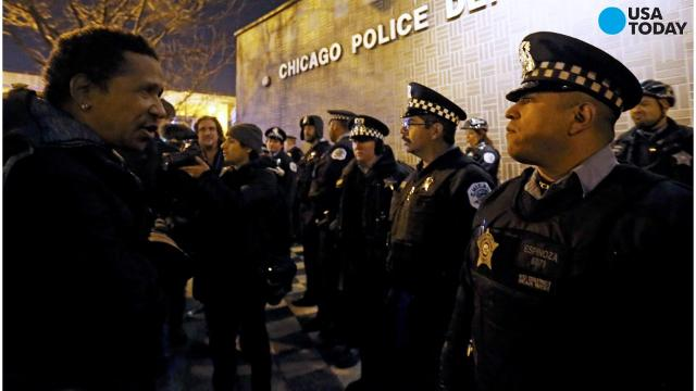 Data shows Chicago police shootings have fallen