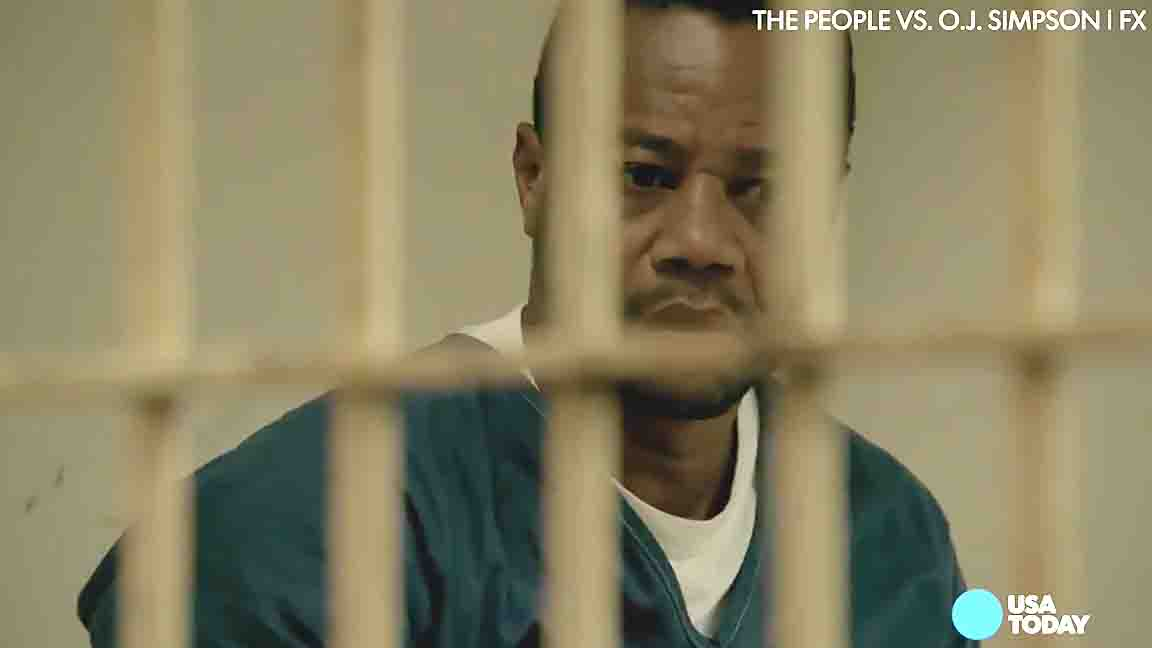 Cuba Gooding Jr. tells USA TODAY's Bill Keveney why he thinks 'The People v. O.J. Simpson: American Crime Story' has been attracting high viewership. Gooding portrays Simpson in the FX miniseries.