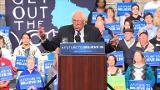 Sanders says campaign thriving without 'big money'
