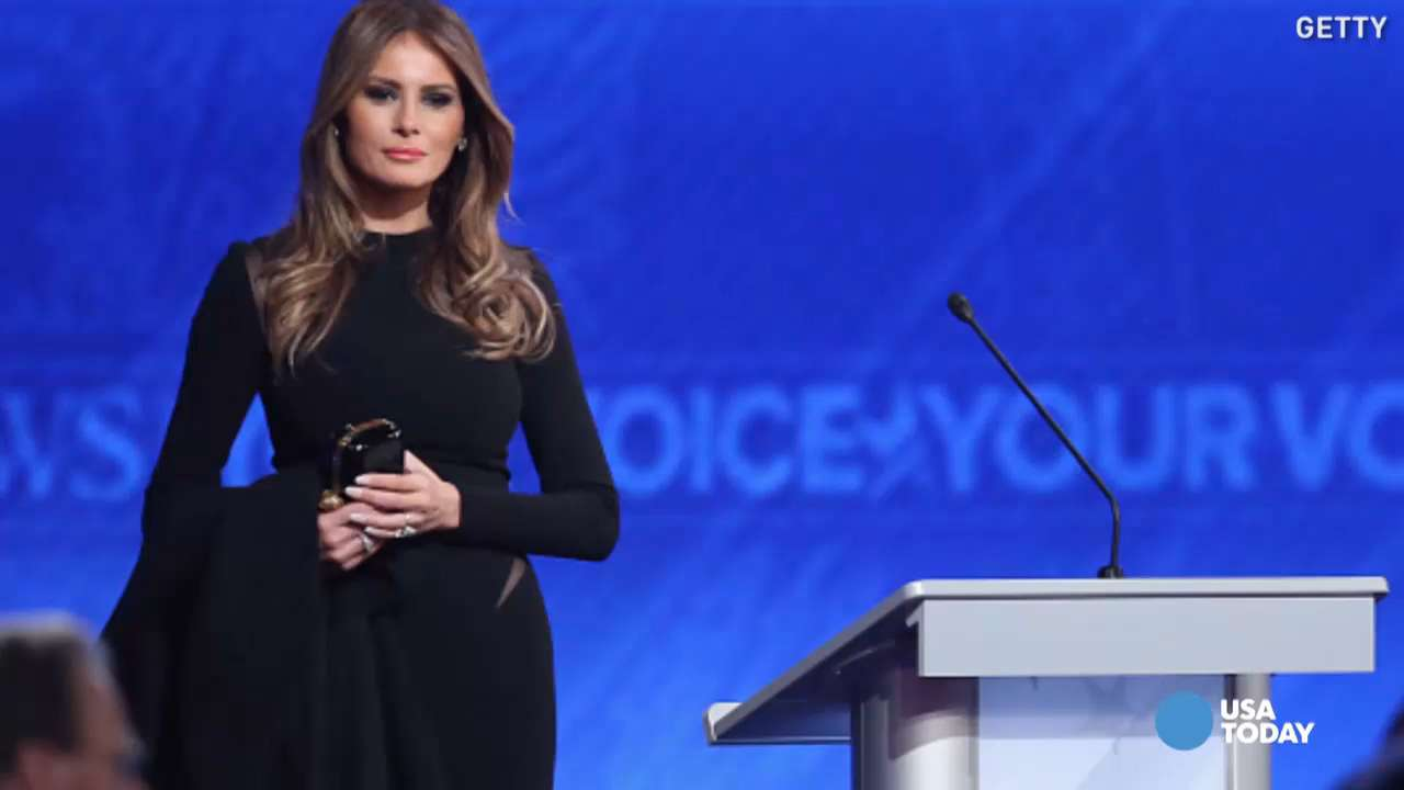 5 things to know about Melania Trump