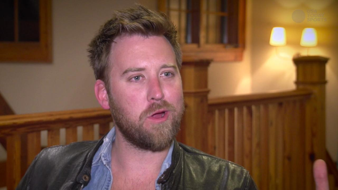 Grammy Award winning artist Charles Kelley sits down with USA TODAY Sports to predict a winner of the 2016 Masters.