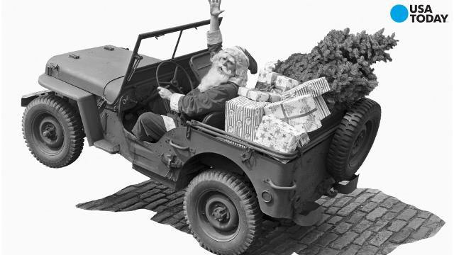 Happy 75th Birthday To The Jeep