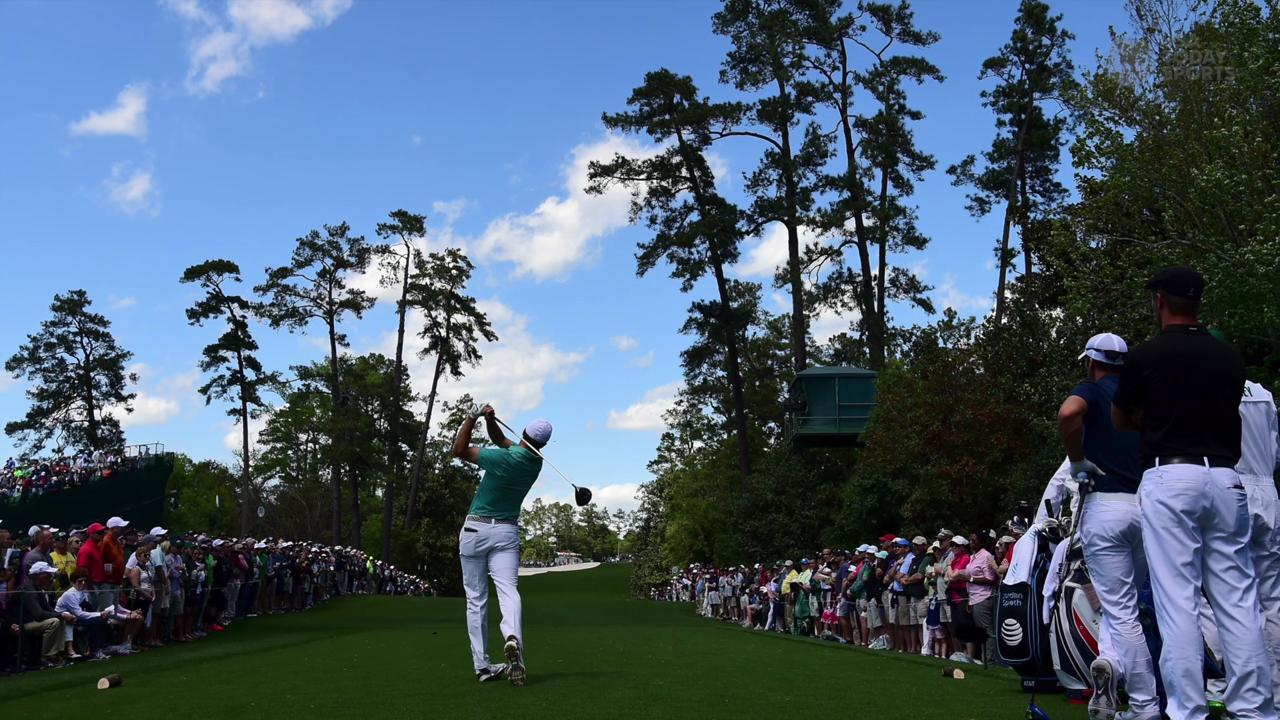 USA TODAY Sports' Christine Brennan summarizes all the action from Day 1 at the Masters.