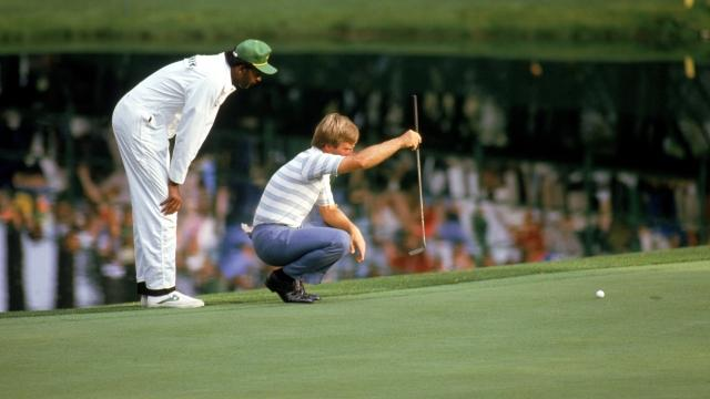 For decades, Augusta National Golf Club only allowed white male members. Video provided by Newsy