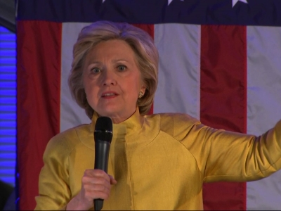 Clinton: 'We Are a Nation of Immigrants'