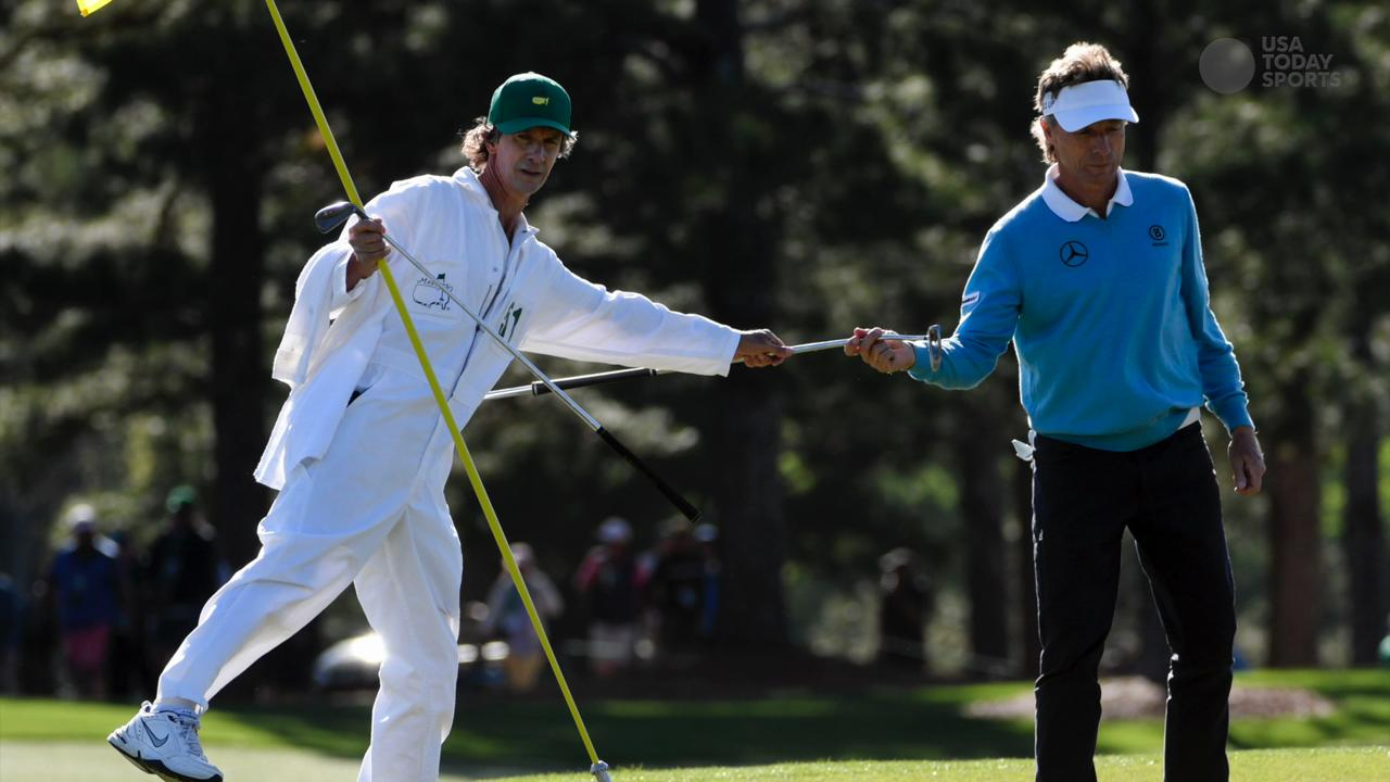 armour golf and wind make for 4 letter words at masters