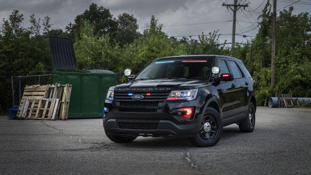 Ford's new feature for cop cars is pretty stealthy