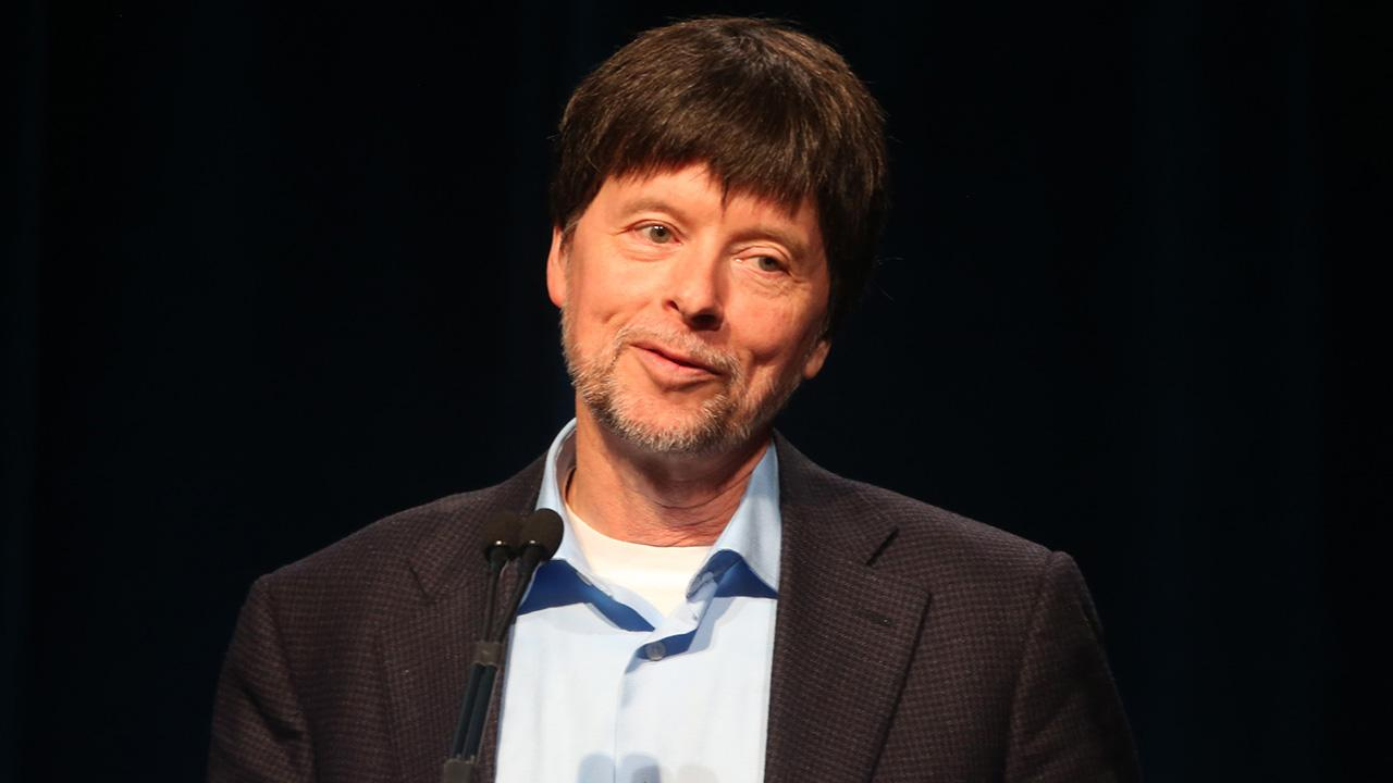 Filmmaker Ken Burns looks to show new side of 'Jackie Robinson'