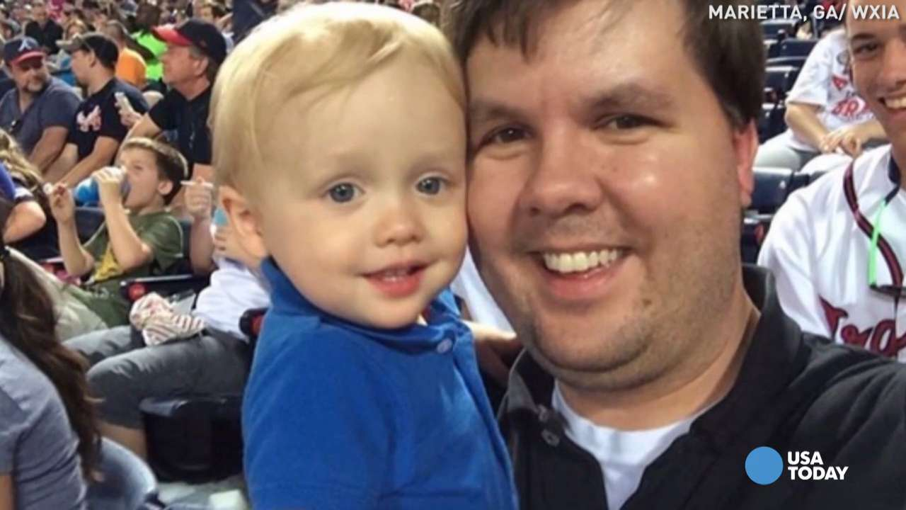 Justin Ross Harris is accused of intentionally leaving his 22-month-old son inside a hot car to die.