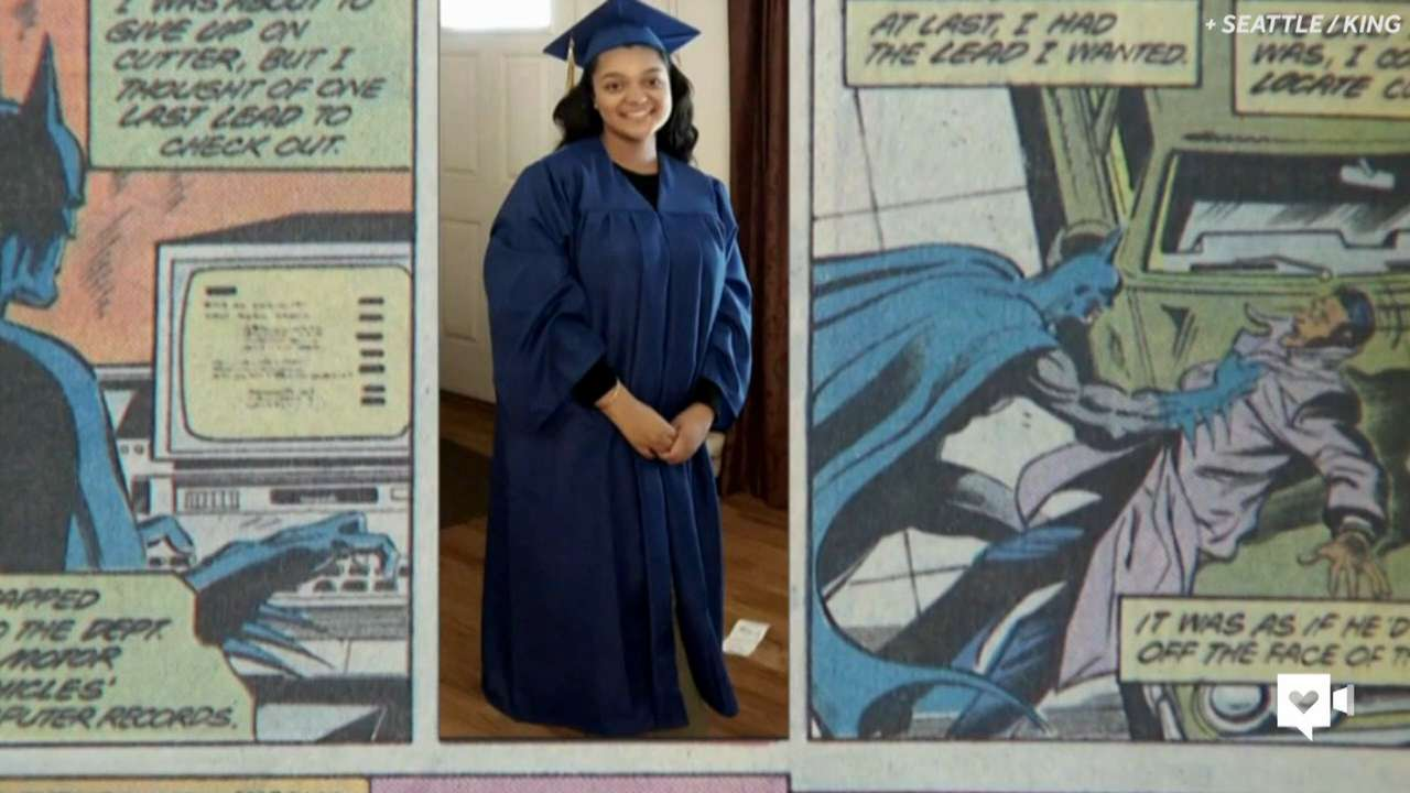 Dad selling 5,000 comics to pay for daughter's college