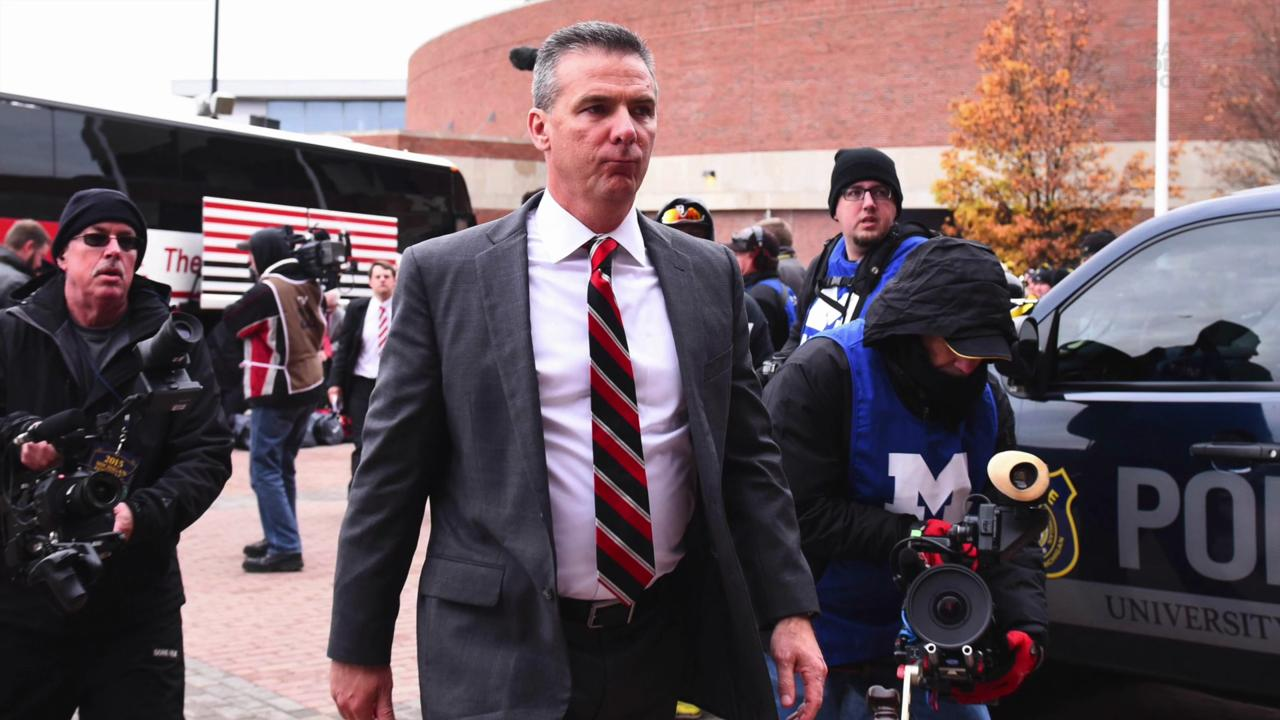 Urban Meyer criticized the newly passed NCAA legislation allowing unlimited text messaging between college coaches and recruits.