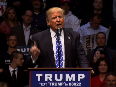 Trump: Cruz 'does not like' New Yorkers