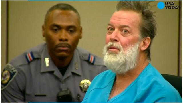 Planned Parenthood shooter comments on afterlife
