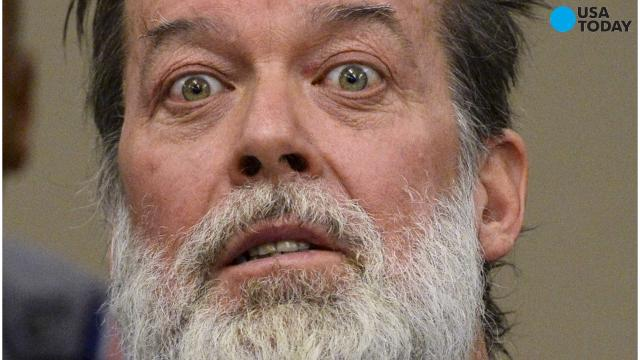 Colorado shooter 'happy' with his attack on Planned Parenthood