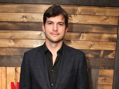 Speaking in Paris at a special Netflix event, Ashton Kutcher, producer and actor in 'The Ranch,' reveals why he feels his new comedy will connect with audiences worldwide. (April 12)