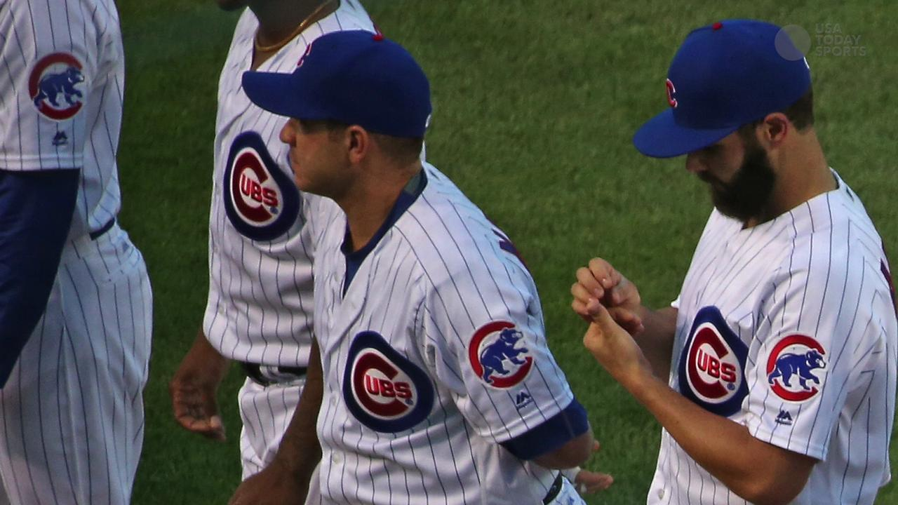 The Cubs are off to a hot start and are having a great time not only the field, but also in their  new clubhouse.