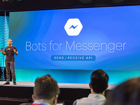 Facebook brings businesses to Messenger