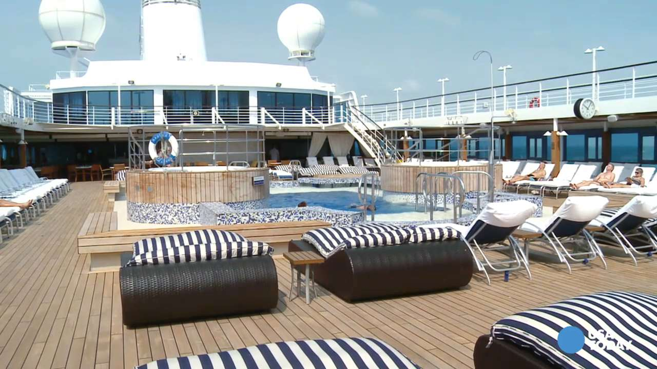 Climb aboard the 684-passenger Oceania Nautica as it sails through Asia, and discover the benefits of sailing on a smaller cruise ship.