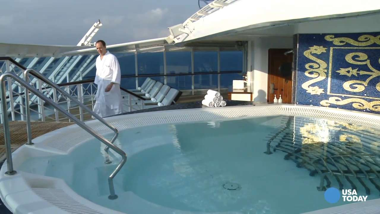 "Once you experience the luxurious ""O life"" aboard the Oceania Nautica, it may be hard to go home."