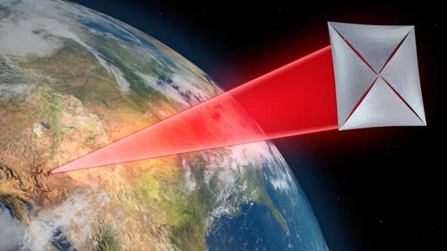 Breakthrough Starshot.