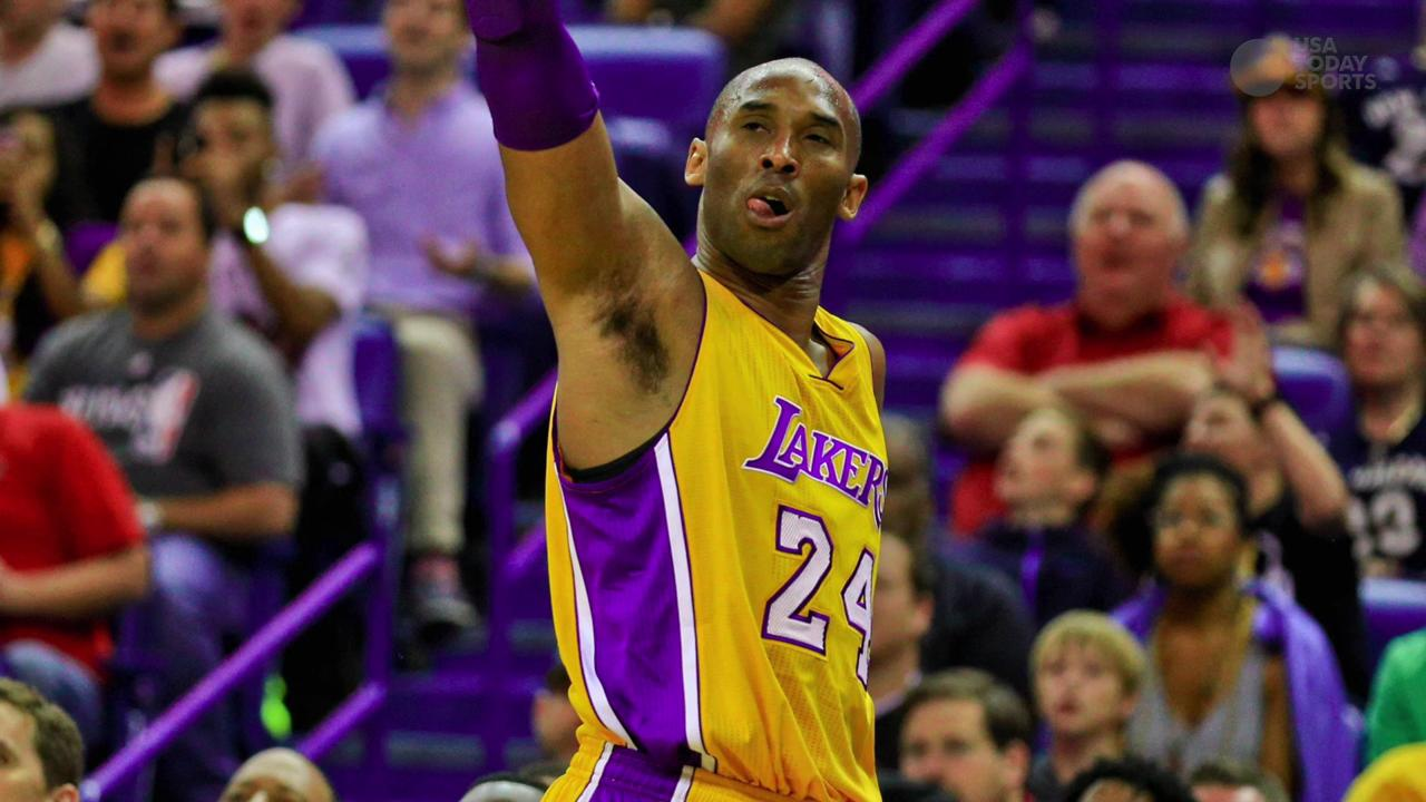 Historic night on tap in NBA with Kobe Bryant, Warriors