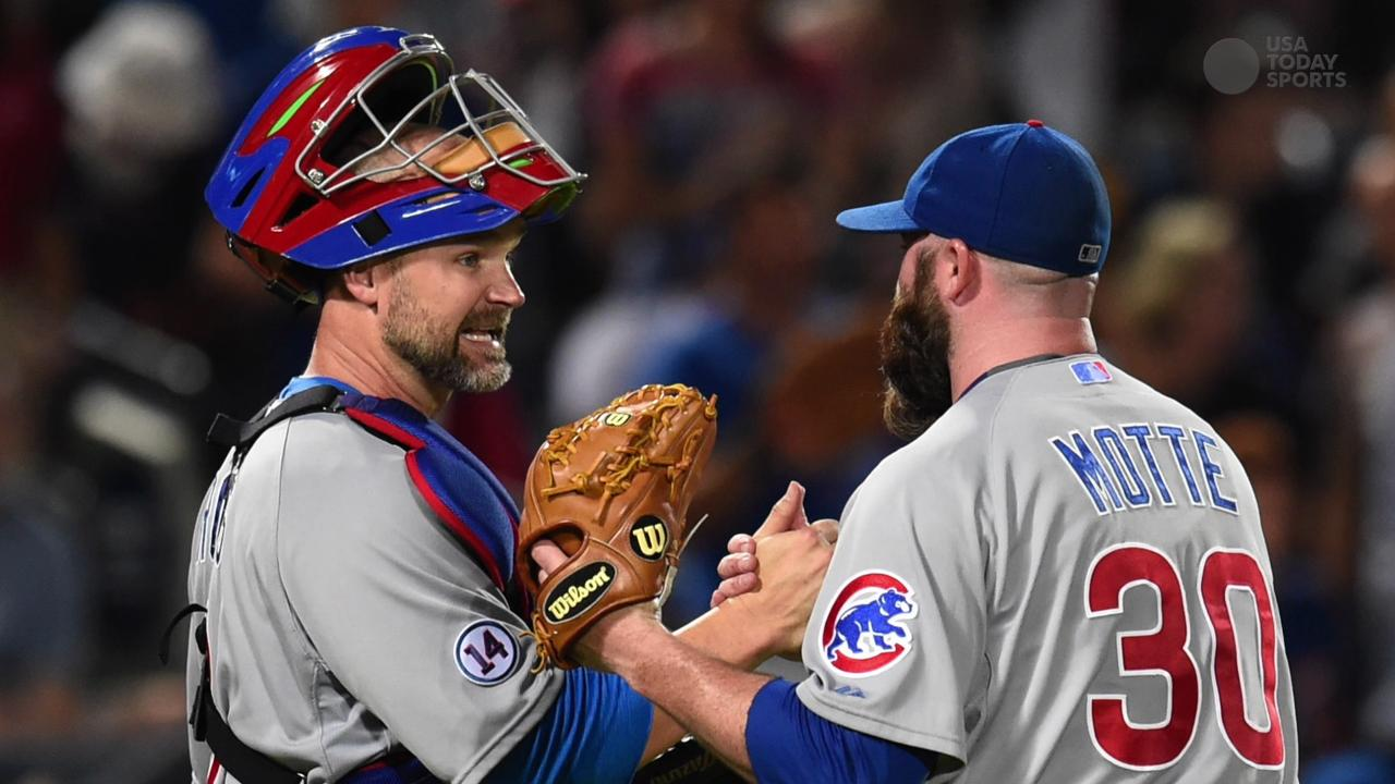 There is no one in the Cubs' clubhouse, and perhaps no one in baseball, more popular.