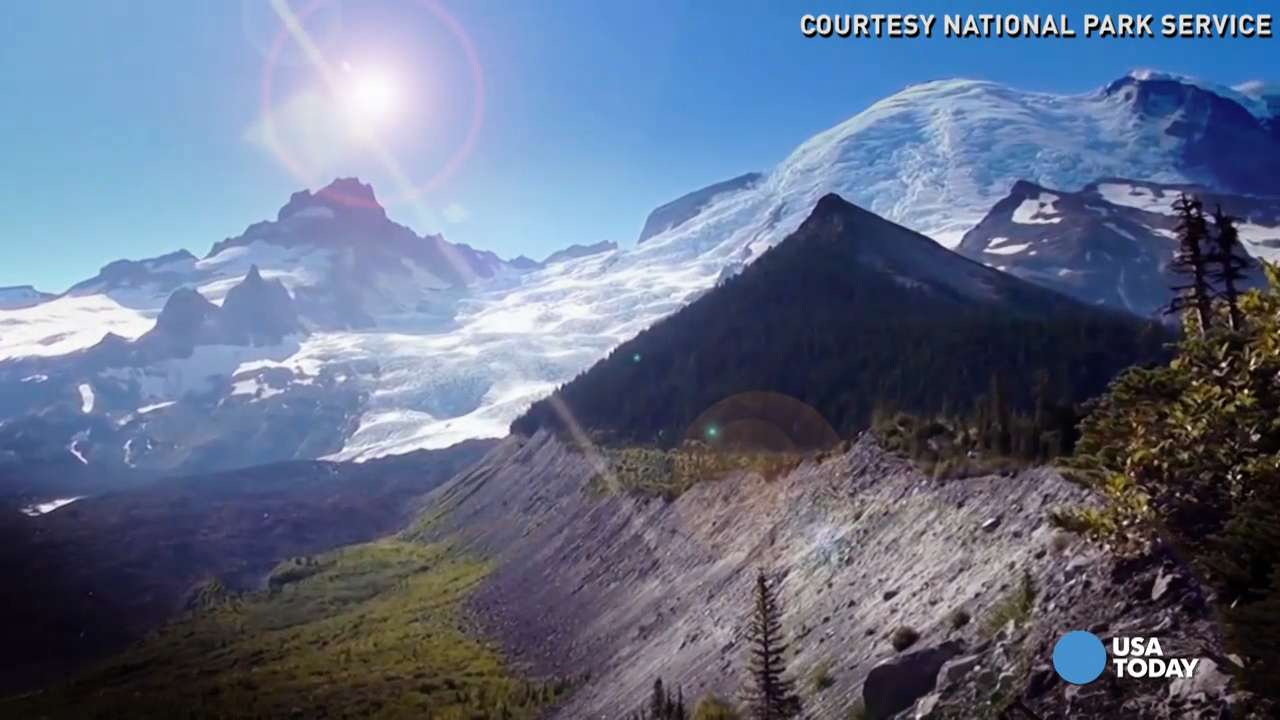 Mt. Rainier's countless wonders will leave you in awe