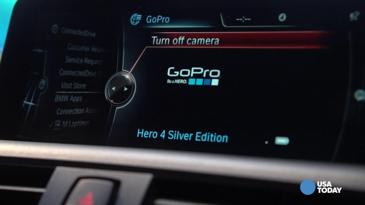 GoPro expands to other products with BMW and VW