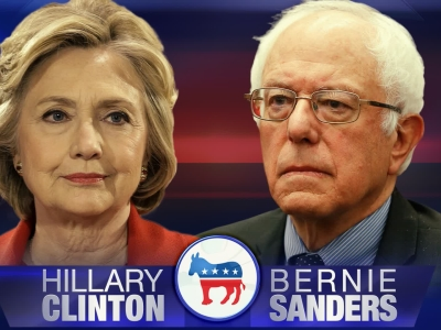 Clinton, Sanders Clash Over Judgment in Debate