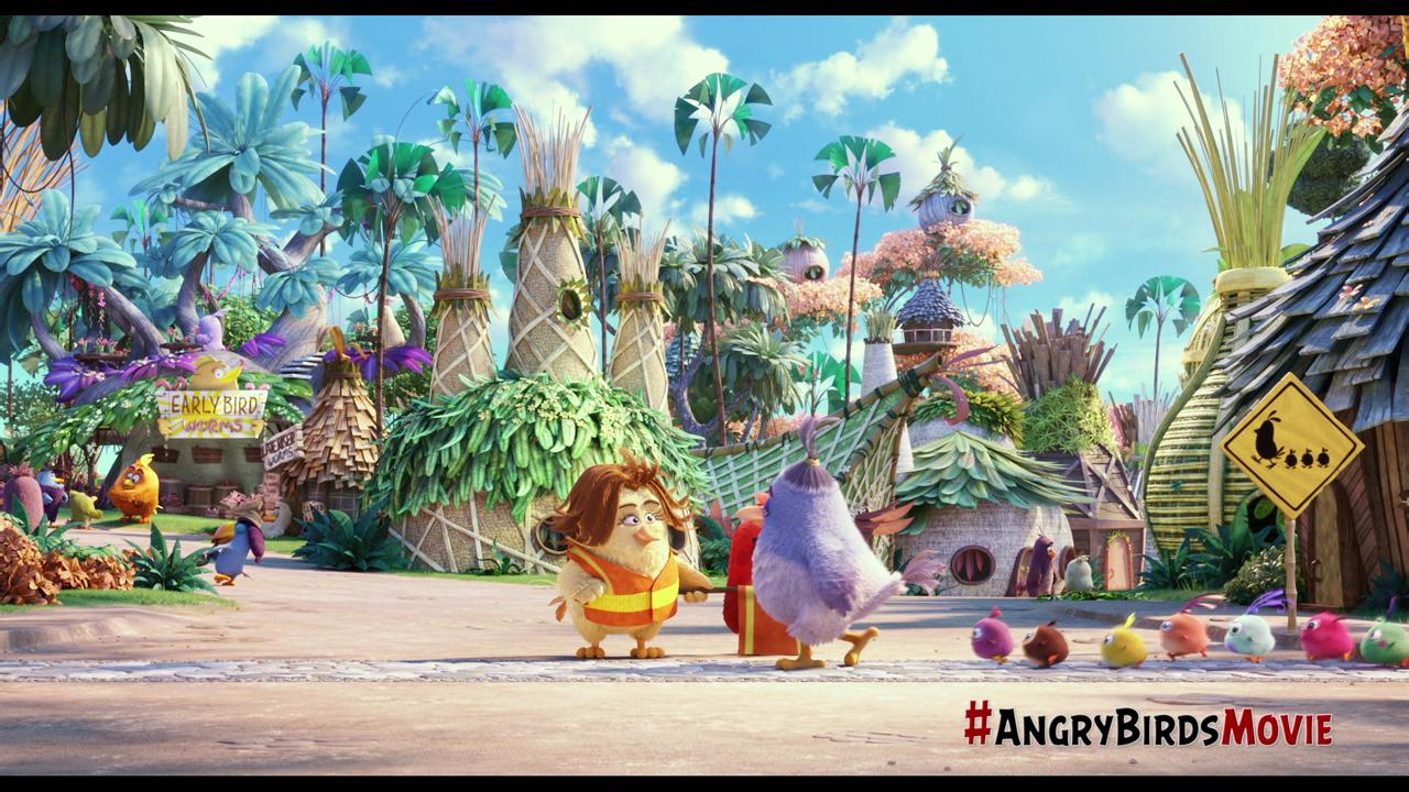 Clip: 'The Angry Birds Movie'