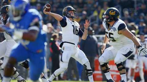 Los Angeles Rams coach Jeff Fisher is poised to draft a quarterback with a top-three pick for the third time in his career.