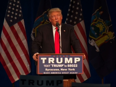 Trump blasts Cruz, Kasich, and Republican Party