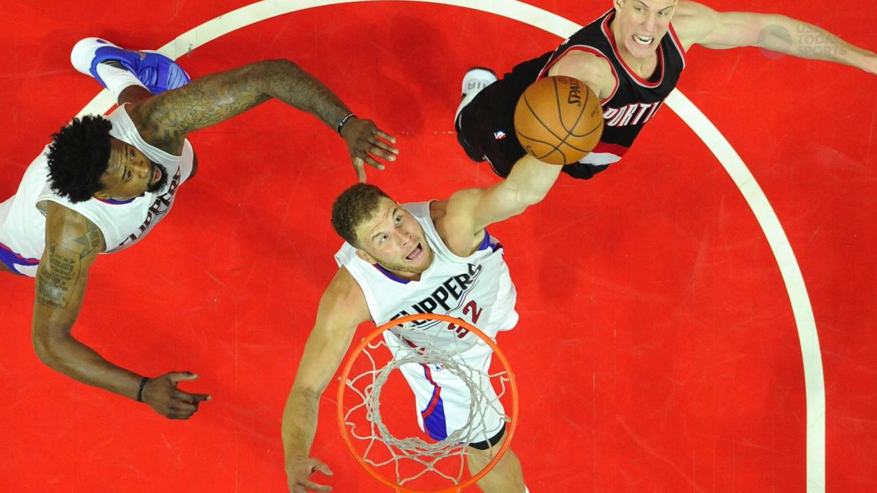 The Clippers took Game 1 against the Blazers thanks to the contributions of Chris Paul, JJ Redick and Blake Griffin.